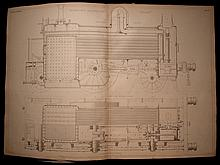 Clark, Daniel.  Railway Machinery:  A Treatise on the Mechanical Engineering of Railways....
