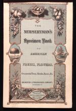 [Botany in America]  Nurseryman's Specimen Book