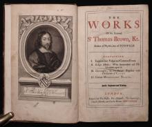 Brown, Thomas. The Works, 1686