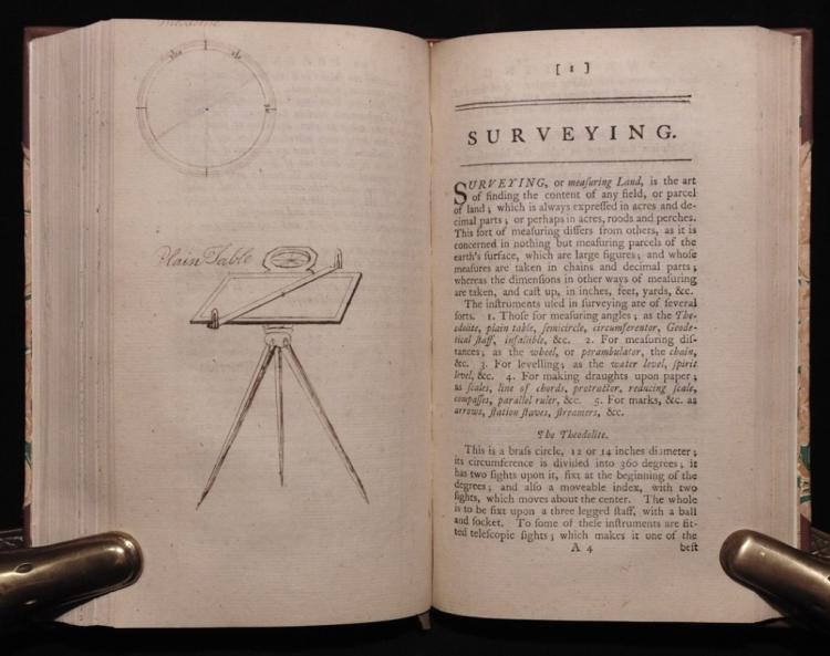 Emerson, William. [Reckoning & Surveying]