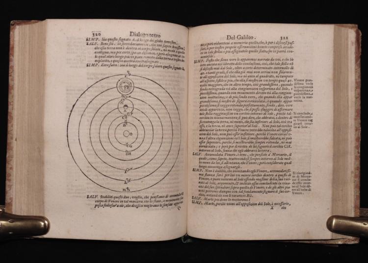 Galileo. Dialogo Matematico Sopraordinario, 1632