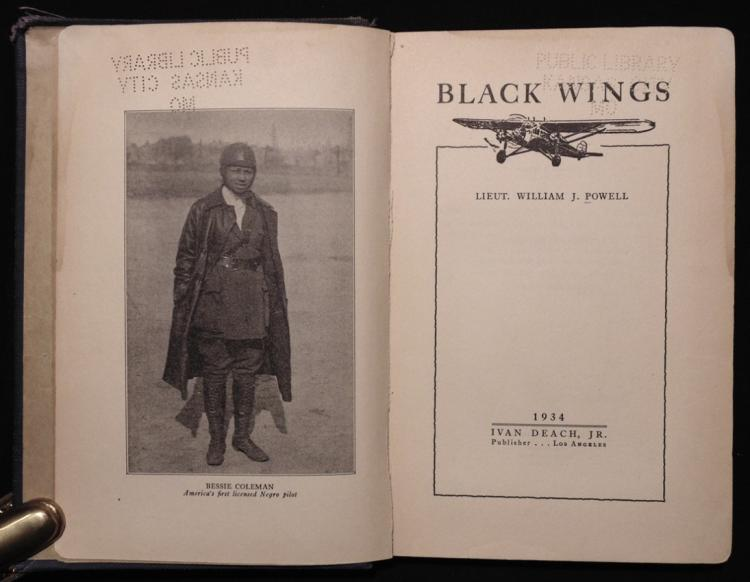 [American Black Aviation]  Black Wings [SIGNED]