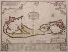 [Map of Bermuda, Schenk and Valk]