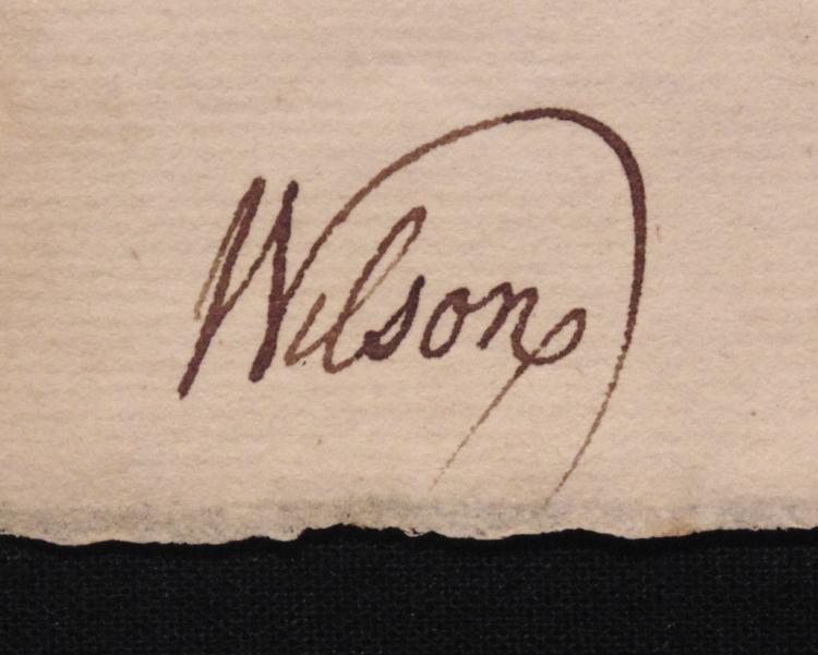 [Signer of Declaration, James Wilson]
