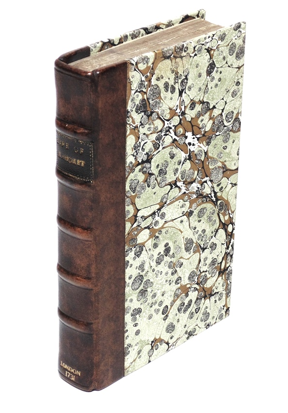 Boulainvilliers. The Life of Mahomet, 1st Ed.