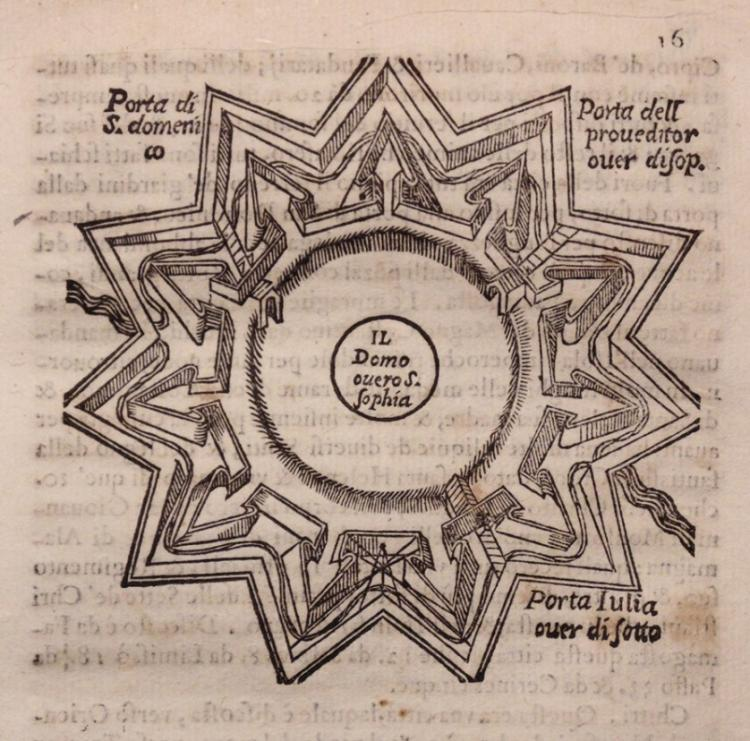 [Cyprus]  Chorograffia et Breve Historia, 1573