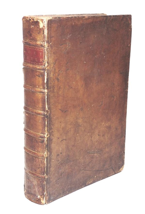 [Baskerville Bible, 1763]