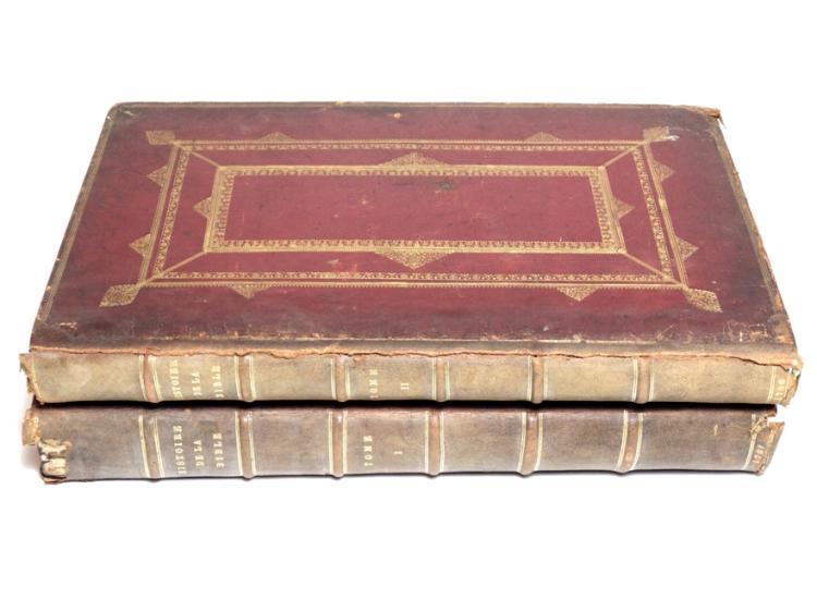 [Mortier Bible] Histoire du Vieux … quatre cens figures