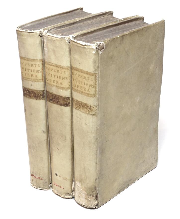 Rupertus, Tuitiensis. Opera Omnia, 1577