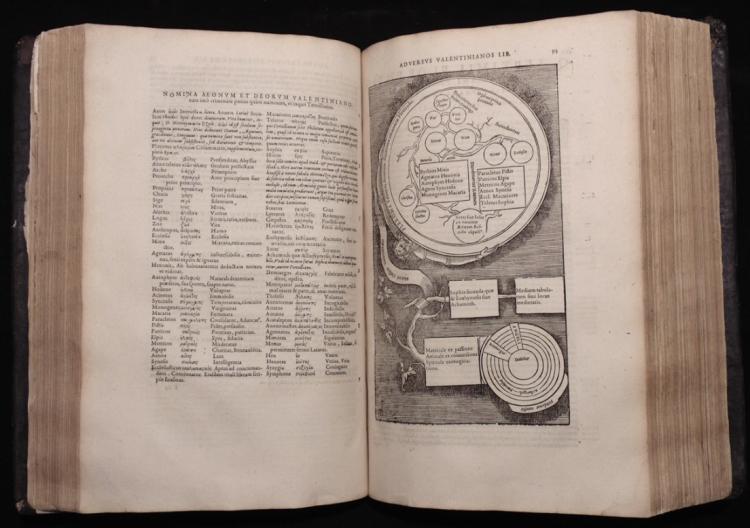 Tertullianus.  Opera, 1580
