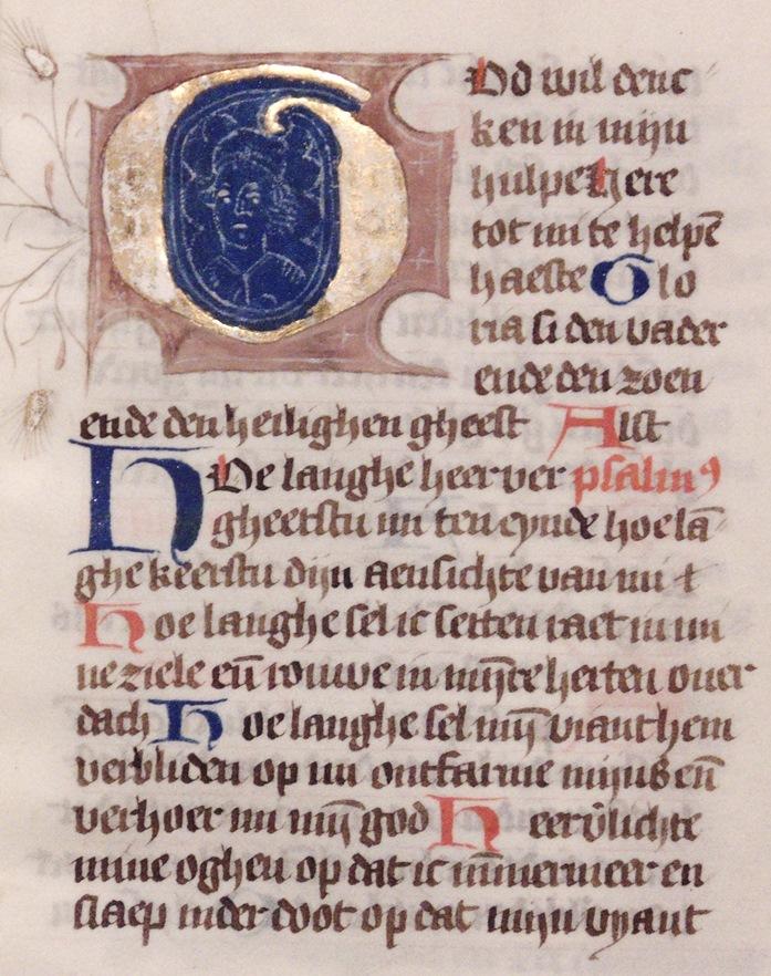 [Manuscript, Book of Hours] 15th c.
