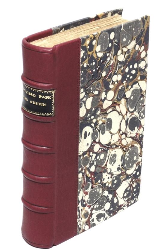 Austen, Jane.  Mansfield Park