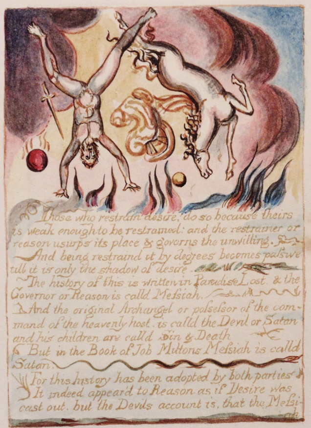 Blake, William. Marriage of Heaven & Hell