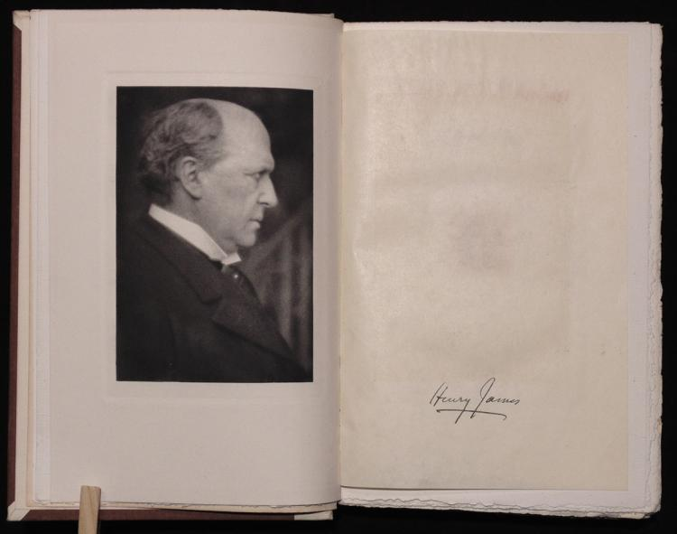 Henry James' Novels and Tales, #44 of 156 Copies