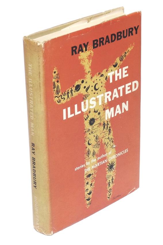 Bradbury, Ray.  The Illustrated Man [SIGNED]