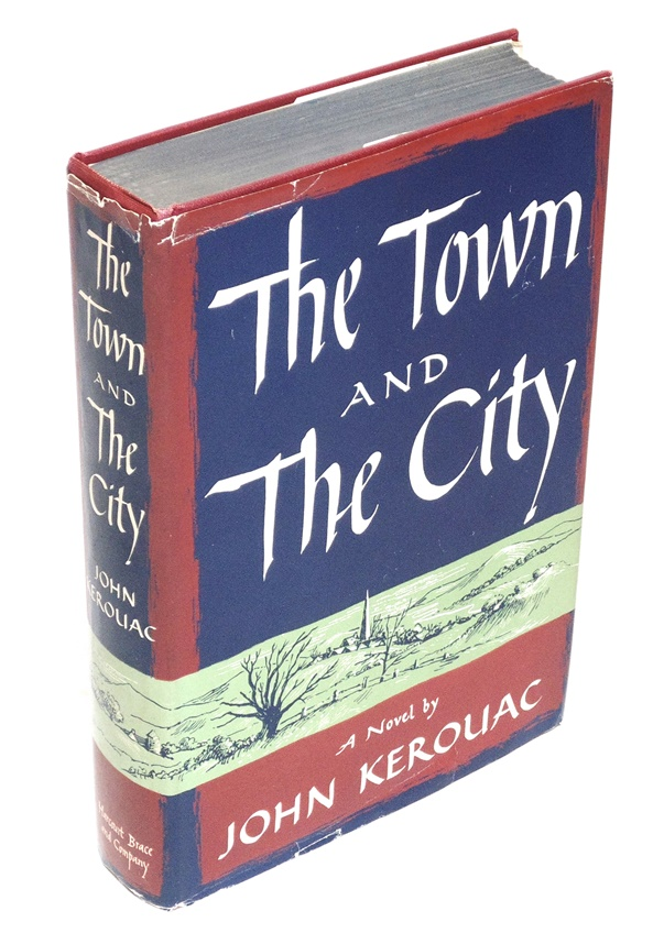 Kerouac's The Town and The City, 1st Ed.