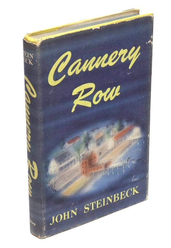 Steinbeck, John.  Cannery Row