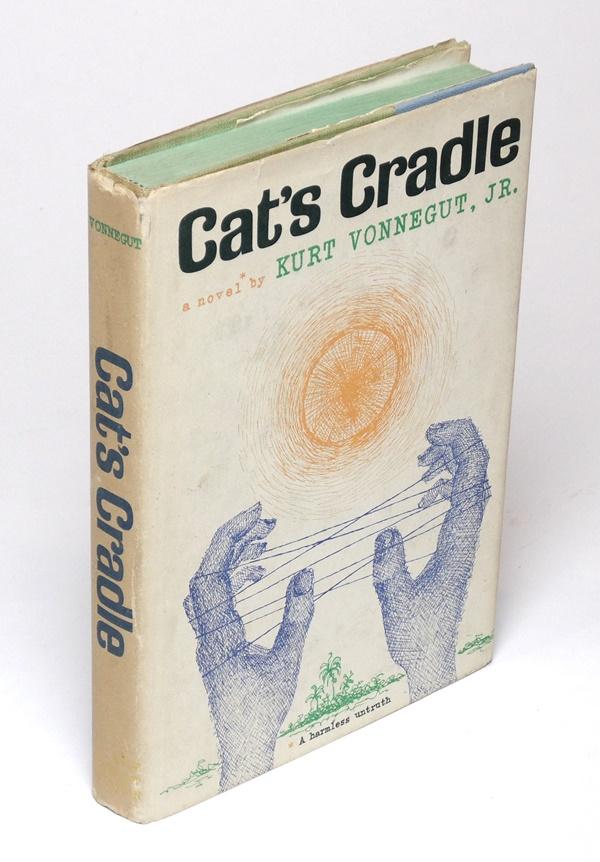 Vonnegut, Kurt.  Cat's Cradle