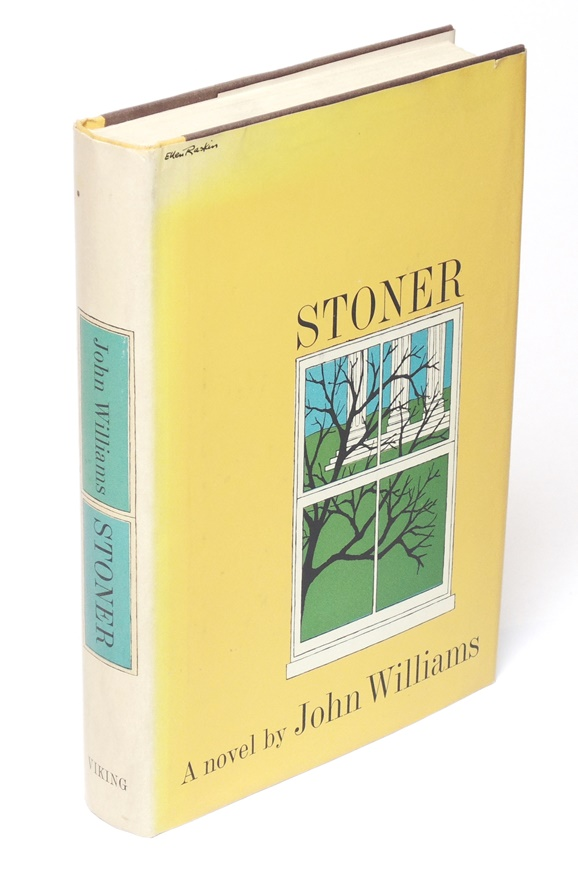 Williams, John.  Stoner.  [1st Ed.]