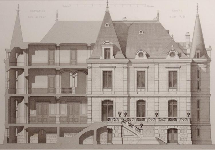 [French Architecture] Habitations Modernes