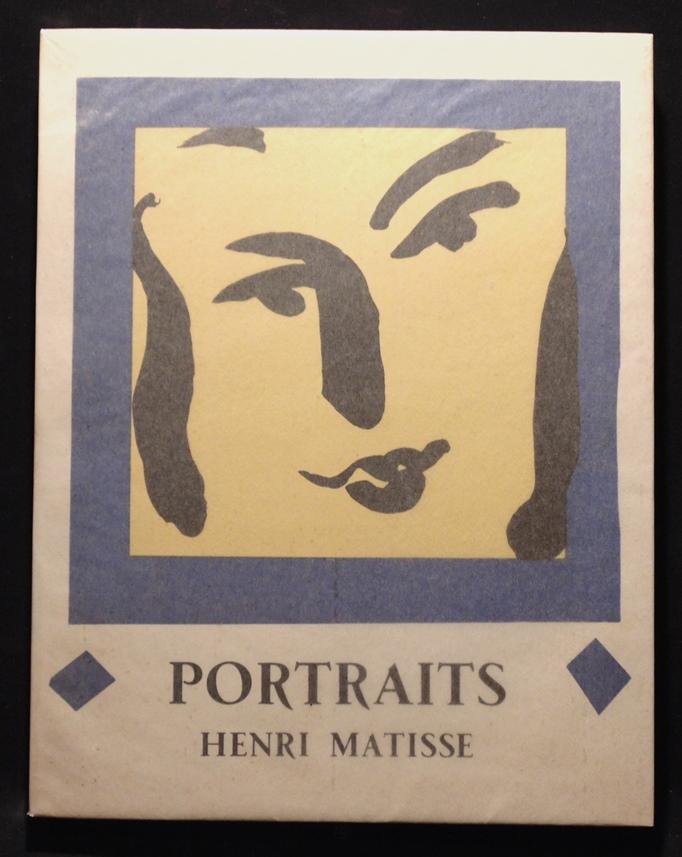 Henri Matisse.  Portraits