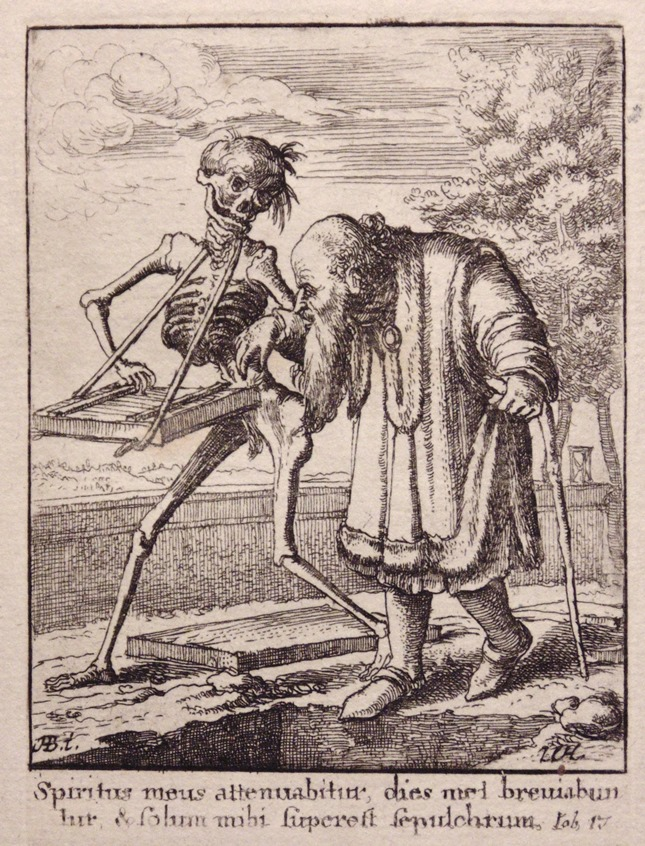 Holbein; Hollar. The Dance of Death