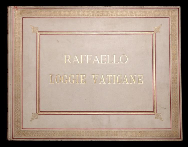 Raphael.  Picturae Peristyli Vaticani