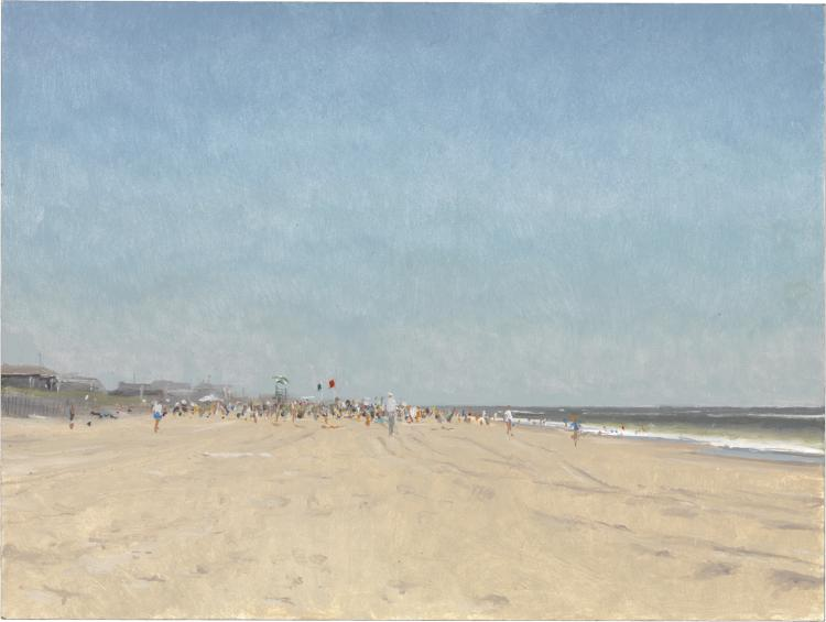 Labor Day Beach II