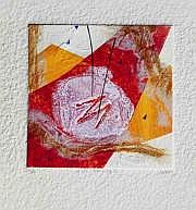 Bernard Alligand (né en 1953) Les encres III