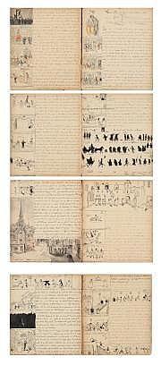 57 Archives du peintre et graveur Jean-Émile