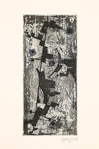 Ferdinand Springer (1907 ou 1908-1998) Sujets