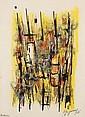 Jean SIGNOVERT (1919-1981) Automne, 1963 Encre et, Jean Signovert, Click for value