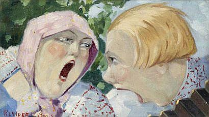 Boris KRYLOFF (1891-1977) [Russe] La chanson,