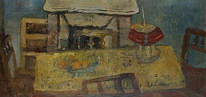 Jacques VAN DEN BUSSCHE [belge] .(né en 1925)