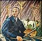 Kazimierz ZIELENIEWSKI (1888-1931) Autoportrait