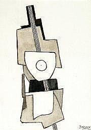 Raymond PREAUX (1916-1997) Composition abstraite