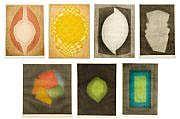 Arthur Luis Piza (né en 1928) Un lot de 7 gravures