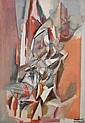 Reynold ARNOULD (1919-1980) Enflammé Huile sur, Reynold Arnould, Click for value