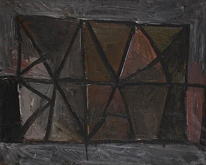 Fermin AGUAYO [espagnol] (1926-1977) Composition