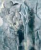 Jun DOBAShI (1910-1975) Composition abstraite, Jun Dobashi, Click for value