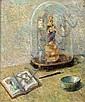 Luc LAFNET (1899-1939) Nature morte, 1927 Huile, Luc Lafnet, Click for value