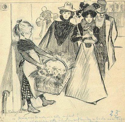 Paul BALLURIAU (1860-1917). Aimez-vous les
