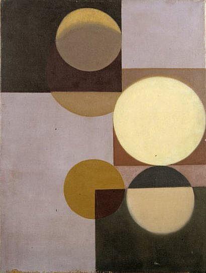 Eduardo JONQUIERES (1918-2000) Composition F313,