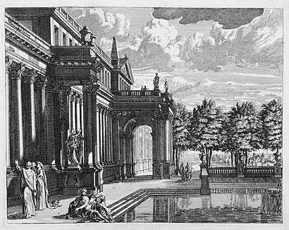 Daniel MAROT le Vieux (1663-1752) [Trois