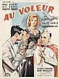 Jean MASCII (1926-2003) Affiche pour le film Au, Alexander Theodor Dawideit, Click for value