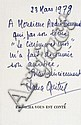 Lana GUITRY Et Sacha vous est conté... (Au Livre, Alexander Theodor Dawideit, Click for value