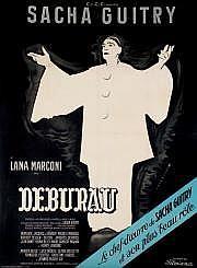 René PÉRON (1904-1972) Affiche pour le film