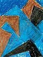 Jean PONS (né en 1913) Composition abstraite., Jean (1913) Pons, Click for value