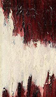 Jean PONS (né en 1913) Maelstrom. Huile sur
