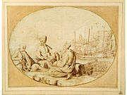 Attribué à BAZICALUVA Ercole (Circa 1610-1638)